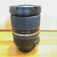 Tamron A007 AF 24-70mm f2.8 SP DI VC USD Lens Canon EF