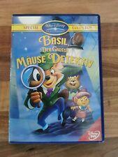 Basil der große Mäusedetektiv DVD Kinderfilm Walt Disney