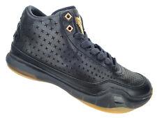 Nike Kobe X MID EXT Black Gold Gum Basketball Sneakers Men's Shoe Size 9.5