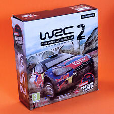 WRC 2 PS3 FIA WORLD RALLY CHAMPIONSHIP + VOLANTE GAME WHEEL