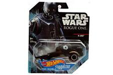 2016 Hot Wheels Star Wars Character Cars Rogue One K-2SO