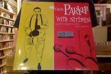 Charlie Parker with Strings LP sealed 180 gm vinyl + download