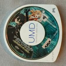 USED PSP Sword Art Online Infinity moment UMD ONLY