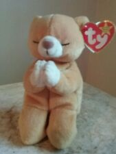 TY Beanie Original Babies Collection HOPE 1999 Bear With Ear Tag