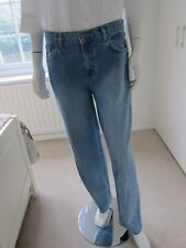LIZ CLAIBORNE Lizwear Relaxed Fit Jeans Straight Leg  - Size 12  -