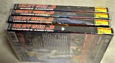 DVD Lot X4 Heat Guy J Urban Corruption Vampire's Ambition Super Android Fangs