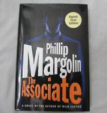 THE ASSOCIATE hardcover Phillip Margolin signed First Edition NEW