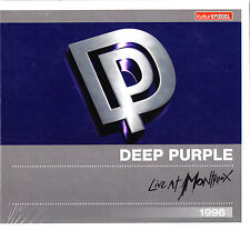 Deep PURPLE Live at Montreux 1996 DIGIPACK CD NUOVO OVP