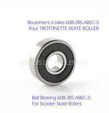 Ball bearing 608 a 2rs 8x22x7 for scooter roller skate scooter abec 5