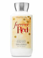 Bath and Body Works FOREVER RED Body Lotion Cream 8 oz. Brand New