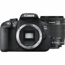 Canon Digital Camera EOS 700D + 18-55mm IS STM Lens 18 Megapixel Full HD