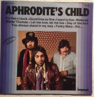 "APHRODITE´S CHILD ⚠️Unplayed⚠️ 1968/69-12""Vinyl LP-IMPACT 6886650 FRENCH Press"