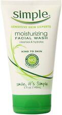 Simple Moisturizing Facial Wash 5 oz
