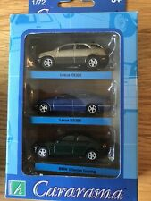 cararama 1/72 3 pack diecast Lexus RX300 GS300 BMW 3 series Touring