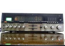 KENWOOD KR-8140 4Channel Quadro Preset Stereo Receiver v. 1970 mit Original-FB