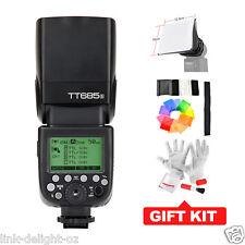 Godox TT685S GN60 Speedlite Flash HSS 1/8000S TTL for Sony A7RII A7R A77II...