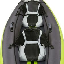 Comfortable And Stable 2-Person Inflatable Easy Assembly -Green Kayak
