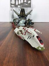 Star Wars Assault On General Grievous Hasbro Flywheel Republic Gunship Ripcord