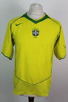 NIKE CBF Brasil Football Shirt size M