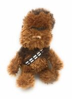 """STAR WARS CHEWBACCA Soft Toy Brown 8"""" Movie Character LUCASFILM LTD Posh Paws"""