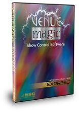 VenueMagic Express Software VMEX21-SO (1 Universe) DMX Lighting Audio MIDI
