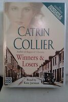 Winners and Losers by Catrin Collier: Unabridged Cassette Audiobook (V3)