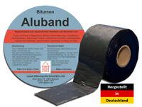 Bitumenband Aluband Reparaturband Dichtband - Breite 50 mm Schwarz