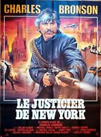 Plakat Kino Le Bürgerwehr Von Neu York Charles Bronson - 120 X 160 CM