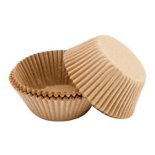 75 Pirottini Kraft Naturale per Cupcake e Muffin Wilton