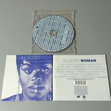 Jill Scott - Woman 2015 AUSTRALIA CD Neo Soul VG #1393