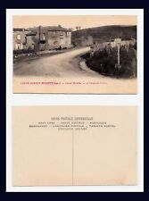 FRANCE AUTO RACE 1905 COUPE GORDON BENNETT CIRCUIT MICHELIN LE VIRAGE DU CRATERE