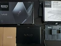 Sony Vaio S Series Laptop  -SVS13A18GXB- Complete