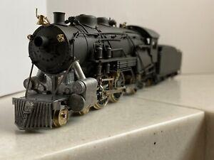 Ho Mantua Reading Lines 4-4-2 steam locomotive