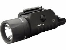 Truglo Tru Point Weapon Light with Laser Sight Universal Rail Mount TG7650R