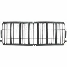 Grille Insert For 2002-2004 Jeep Liberty Black Plastic
