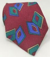 Cravatta Gianni Versace 100% pura seta tie silk original made in italy