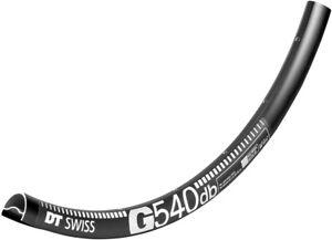 DT Swiss G 540 Rim - 650b Disc 28h Black