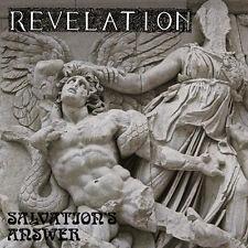 Revelation-Salvation 's Answer, 1991 (USA), CD