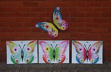 Butterfly Metal Garden Ornaments