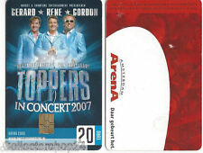 Netherlands Arena cards : Toppers in Concert 2007 Art.A085