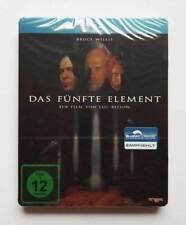 (Blu-ray) Das fünfte Element - Limited STEELBOOK (deutsche Ausgabe) - NEU + OVP