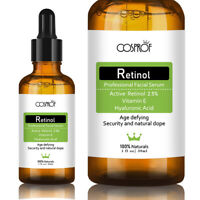 RETINOL VITAMIN A 2.5% + HYALURONIC ACID HA - ANTI AGING WRINKLE CREAM / SERUM