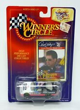 DARREL WALTRIP PARTS AMERICA MONTE CARLO #17 Winners Circle MOC COMPLETE 1997