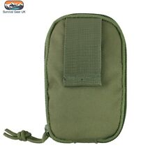 Green Covert Ammo Dump Pouch Molle Mountable Stowable Mag Recovery Airsoft
