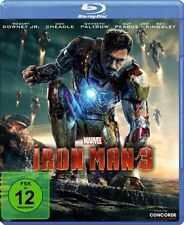 IRON MAN 3 (Robert Downey Jr.) Blu-ray Disc NEU+OVP