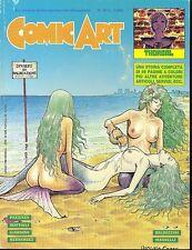 comic Art n ° 46: Geduld, Mattioli, Garten, Hernandez, Garten, Hernandez