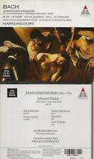 2 CD BOX + BOOK BACH JOHANNES PASSION - HARNONCOURT SCHOENBERG CHOIR