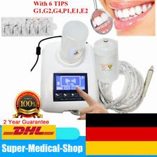 Ablatore Ultrasuoni Dental LCD Ultrasonic Piezo Scaler fit EMS Manipolo Tips DHL