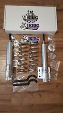 1987-1993 Mustang Viking Front Bolt-in Coilover Kit V8 or SN95 Spindles ONLY