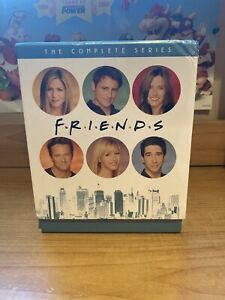 Friends: The Complete Series Collection (DVD, 2013, 40-Disc Set)